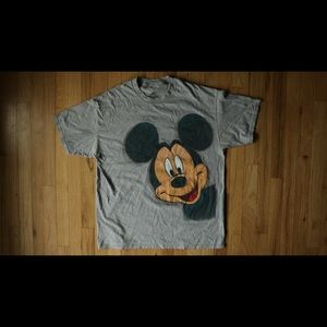 Mickey Mouse All Over Print Shirt